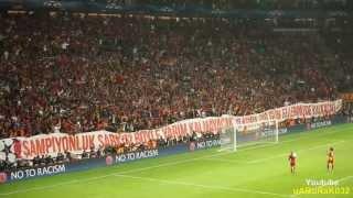 Galatasaray - Real Madrid ultrAslan Tribün | Başarılar gelir geçer, asaletin bize yeter