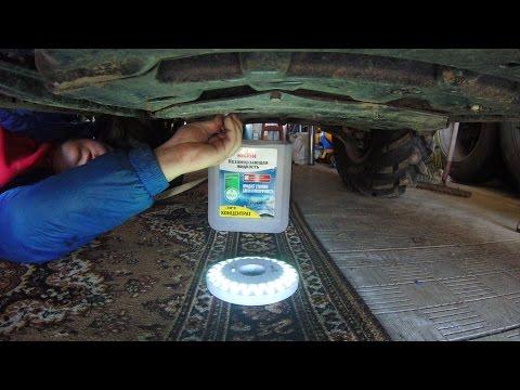 CF MOTOX6 замена масла двигателя