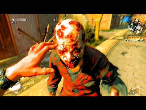 Dying Light Be The Zombie Full Skill Tree Demonstra