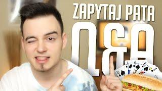 JESTEM MAGIKIEM?! - Q&A | ZAPYTAJ PATA #1