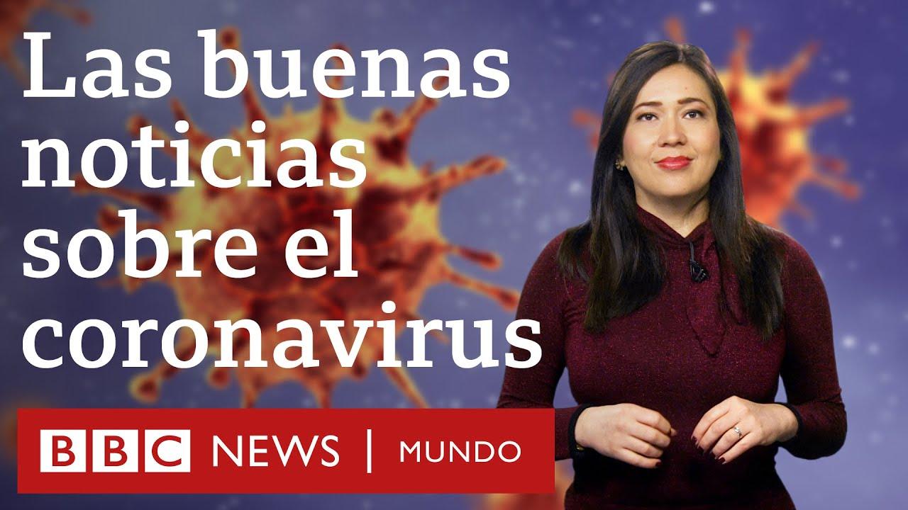 6 buenas noticias sobre el nuevo virus covid-19