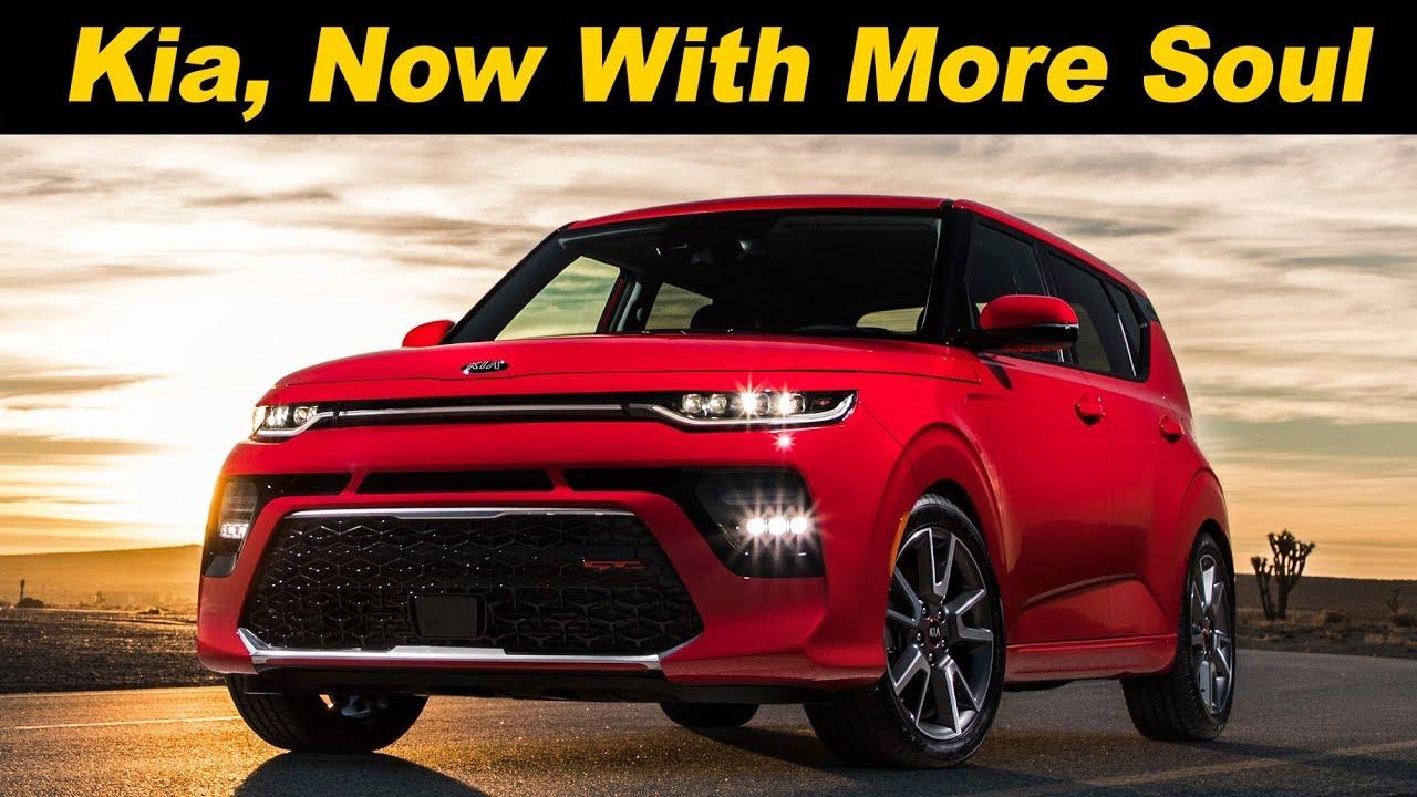 Kia Soul Awd >> 2020 Kia Soul First Look Turbo X Line And Electric Youtube