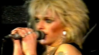HANOI ROCKS - All Those Wasted Years - LIVE at the MARQUEE, with im...