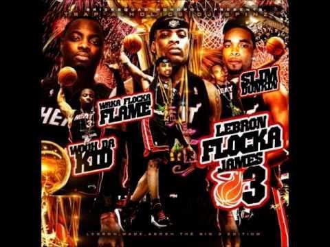 Trap-A-Holics & DJ Spinz - Lebron Flocka James 3