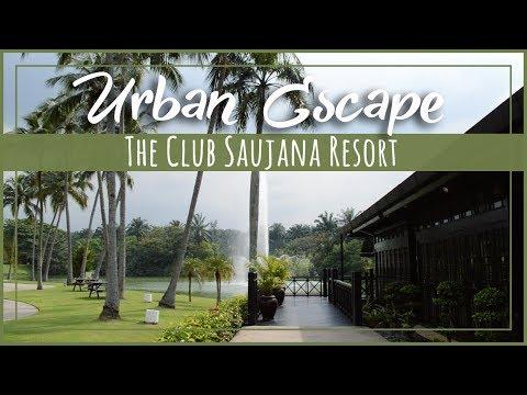 The Club Saujana Resort Kuala Lumpur | Malaysia Luxury Travel Vlog