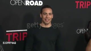February 16th, 2016 - Victor Rasuk on the red carpet at 'Triple 9' Movie Premiere
