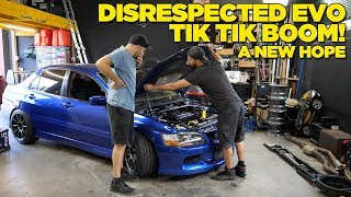 "homepage tile video photo for Disrespected Evo ""A New Hope"" (Tik Tik Boom)"