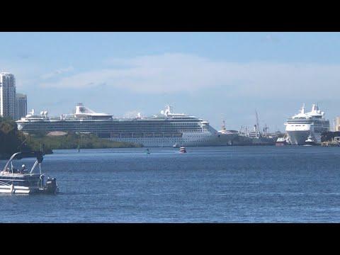 Royal Caribbean Takes Over Tampa