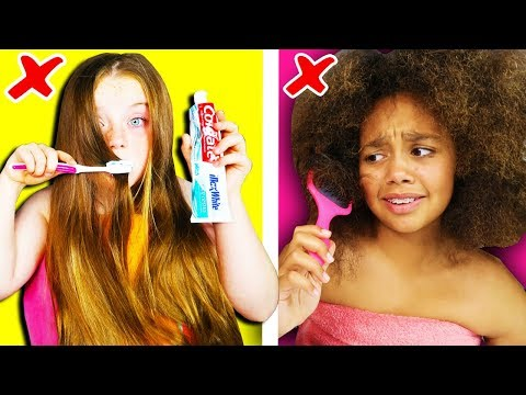 girls-long-hair-vs-curly-hair-struggles-&-problems