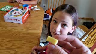 Drinking YOGURT Flavored Pop?! (Eating Snacks From Around The World With The Tabor Hill Family)
