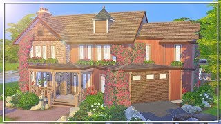 THE SIMS 4 | BUILD | BRINDLETON AVENUE