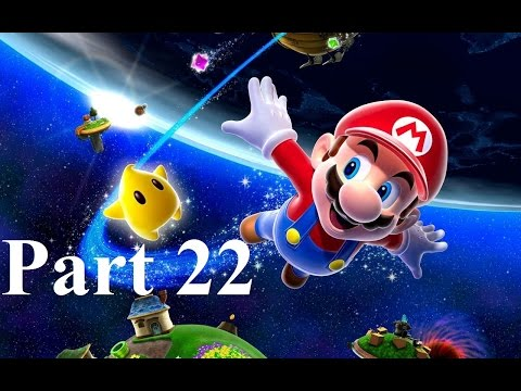 Super Mario Galaxy- Part 22: This Game Makes Me Hungry!