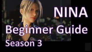 Nina tekken 7 guide