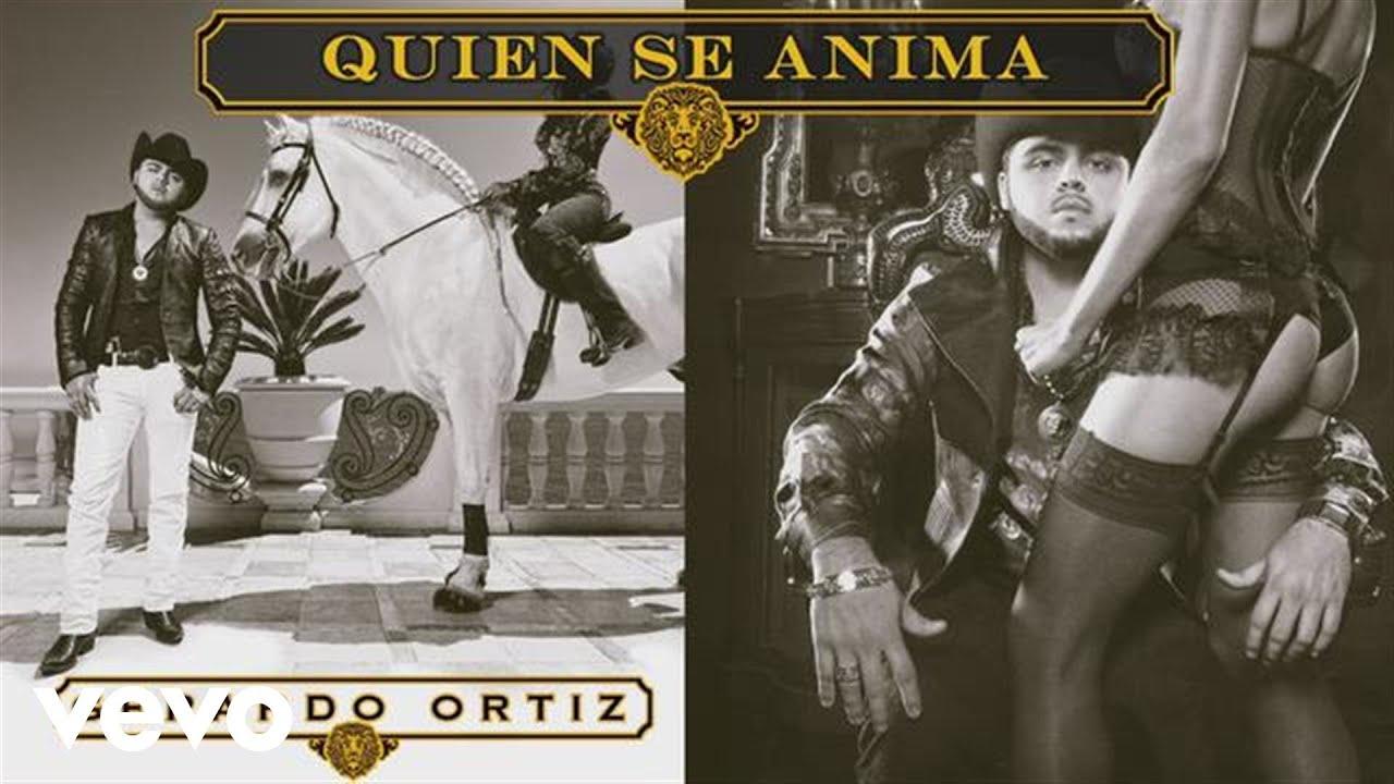 Gerardo Ortiz - Quién Se Anima (Audio)