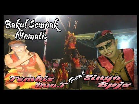 Kocakkk... Dagelan Tembis Duo.T Feat Sinyo Bpjs   NEW TURONGGO PUTRO Lap. Maron Banyakan Kediri