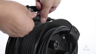 NCAT5E-50M CAT5E Cable Reel