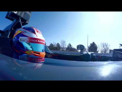 F1 2016 - 100% Race at Shanghai International Circuit, China in Grosjeans Haas