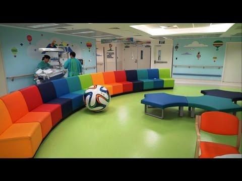 Wilf Children's Hospital, Shaare Zedek Medical Center, Jerusalem