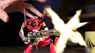 MAKING: Recreating Eva Unit 1 and Unit 2 Fight-Evangelion