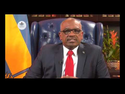 Prime Minister Minnis National Address January 2018