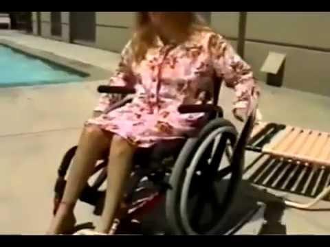 Wheelchair Womens Swimming