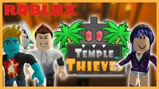 TEMPLE THIEVES AVEC MARY - Roblox