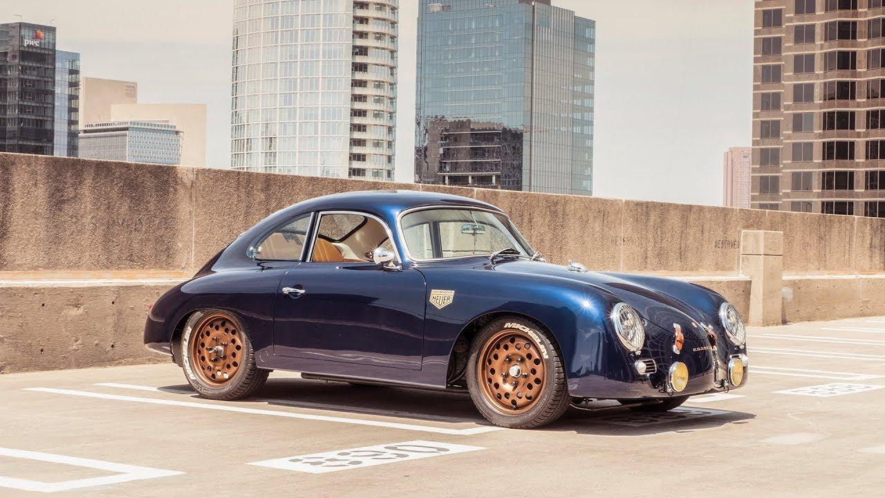Porsche 356 Coupe (4k) - YouTube