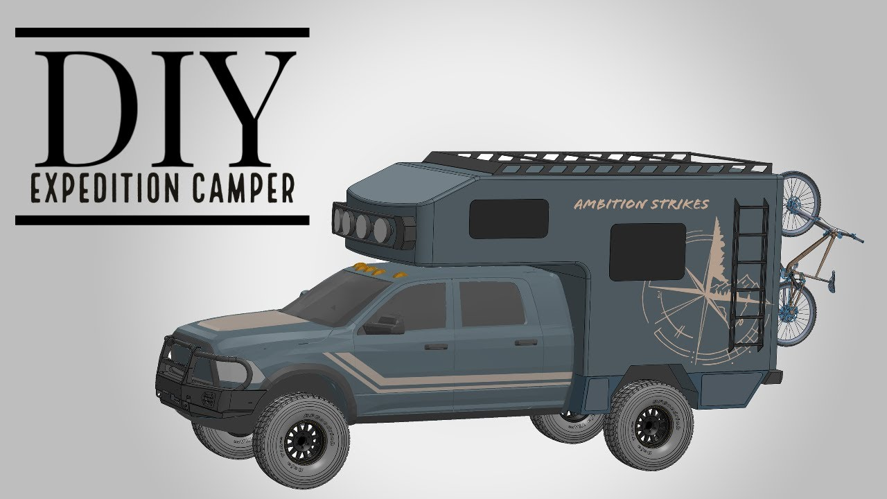 New Project ALERT - We're Building The Ultimate Expedition Vehicle!