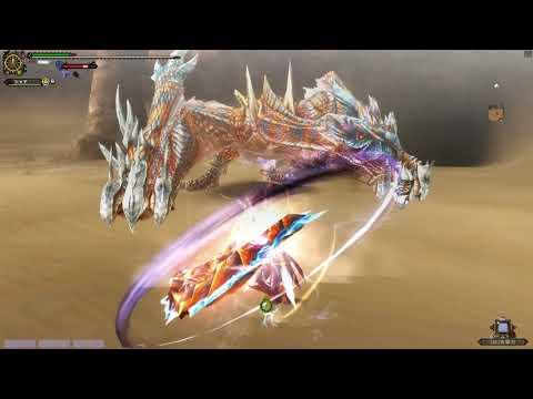 Monster Hunter Frontier ZZ - ★4 Zenith Tigrex Solo | Magnet Spike thumbnail
