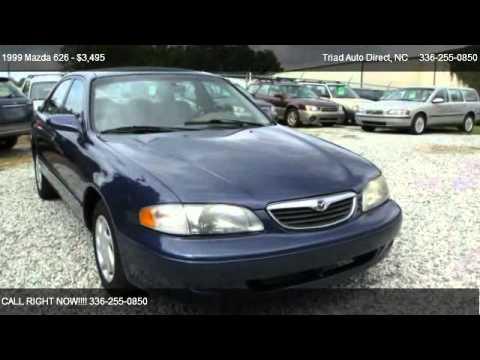 1999 Mazda 626 LX   For Sale In Greensboro, NC 27409