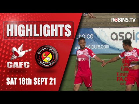 Carshalton Ebbsfleet Goals And Highlights