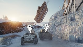 World of Tanks Epic Wins and Fails Ep131