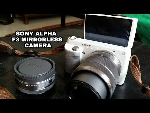 sony-nex-f3-mirrorless-camera-|-try-and-review-|-unboxing