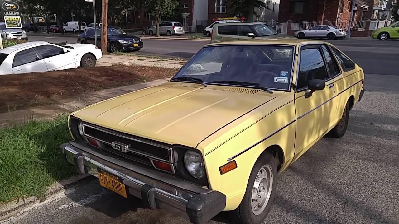 1979 datsun 210 sedan
