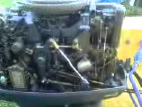 my 1973 65 hp evinrude triumph out board