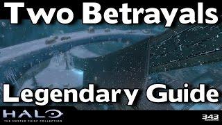 Halo MCC - Halo CE Legendary - (Part 8: Two Betrayals) - Living Legend - Achievement Guide