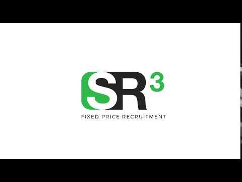 SR3 Recruitment logo animation