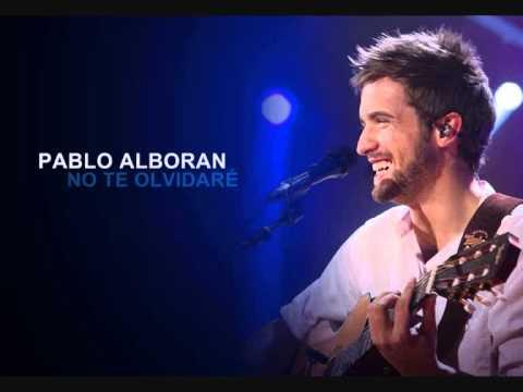 Pablo Alborán - No Te Olvidaré (Versión Estudio)