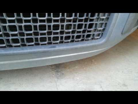 Как снять решетку радиатора на форд фокус 3 видео