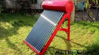 Солнечный водонагреватель Crevao СН-62 (сборка)(, 2013-05-10T12:47:38.000Z)