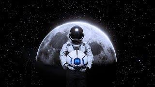 Moonman игра про космос и луну часть 1