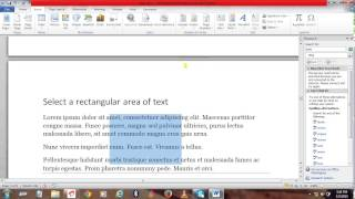 Most Useful MS Word trikcs and tips