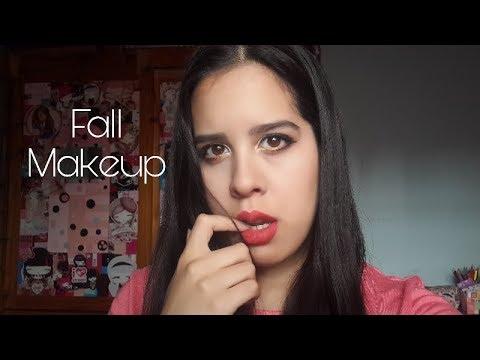 Fall Makeup (Colaborativo con Choni Makeup)