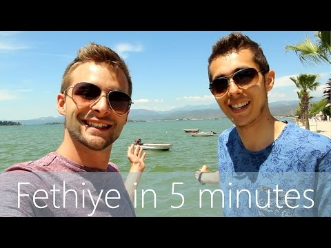 Fethiye in 5 minutes | Travel Guide | Must-sees for your trip