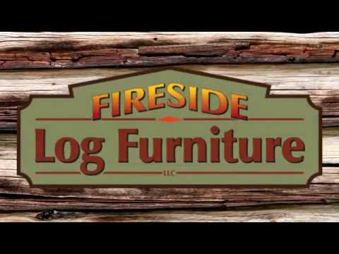 Fireside Log Furniture | Rustic Log Furniture | Shipshewana, IN