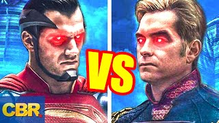 Superman Vs. Homelander: Who Wins?