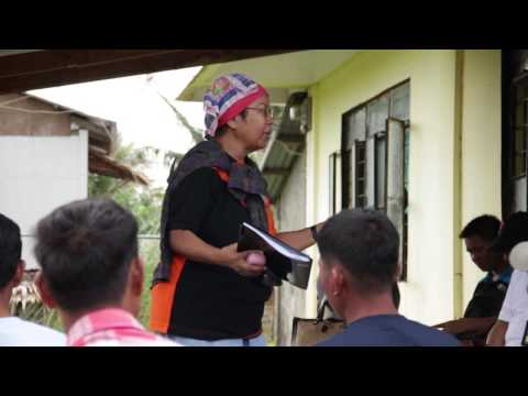 Disaster Preparedness and Response Programme in Philippines