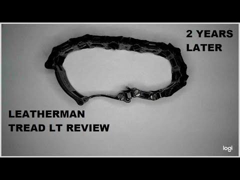 Coptalks reviews the Leatherman Tread LT