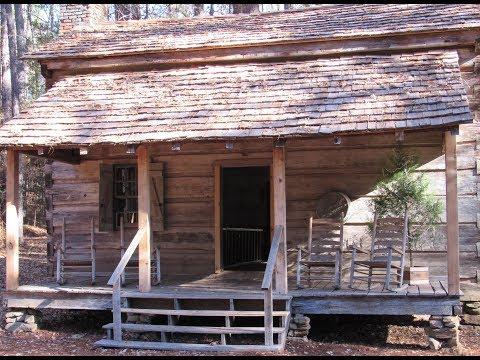 Pioneer Cabin at Callaway Gardens Pine Mountain Georgia #Travel #vLog