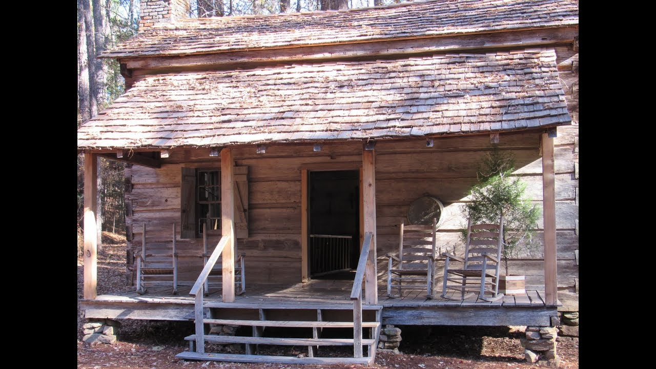 Pioneer Cabin at Callaway Gardens Pine Mountain Georgia Travel